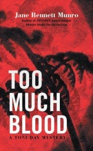 bookcover Too Much Blood