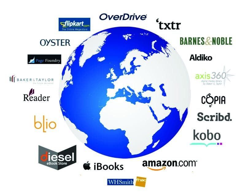 Writing as a Business: EBook Distribution Options