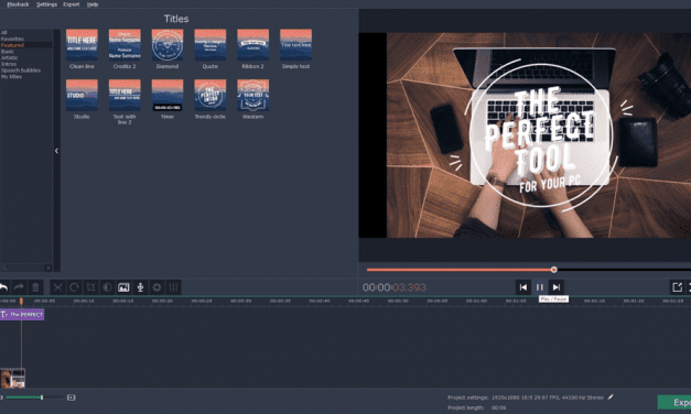 Movavi Video Suite Might Be The Movie Making Software You Were Looking For