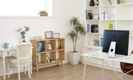 4 Steps to Surviving Your Home Office Renovation